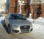 Моя Audi Q3