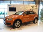 Audi Q3 в Крокус Сити Холл