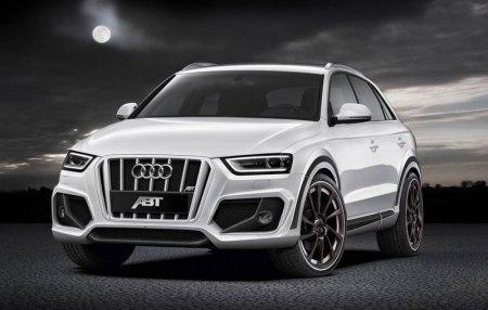 ������ Audi Q3 �� ABT Sportsline
