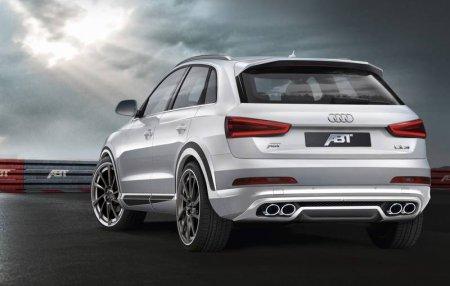 Тюнинг Audi Q3 от ABT Sportsline